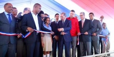 Inauguran dos nuevos centros educativos en la Altagracia que beneficiará 960 estudiantes