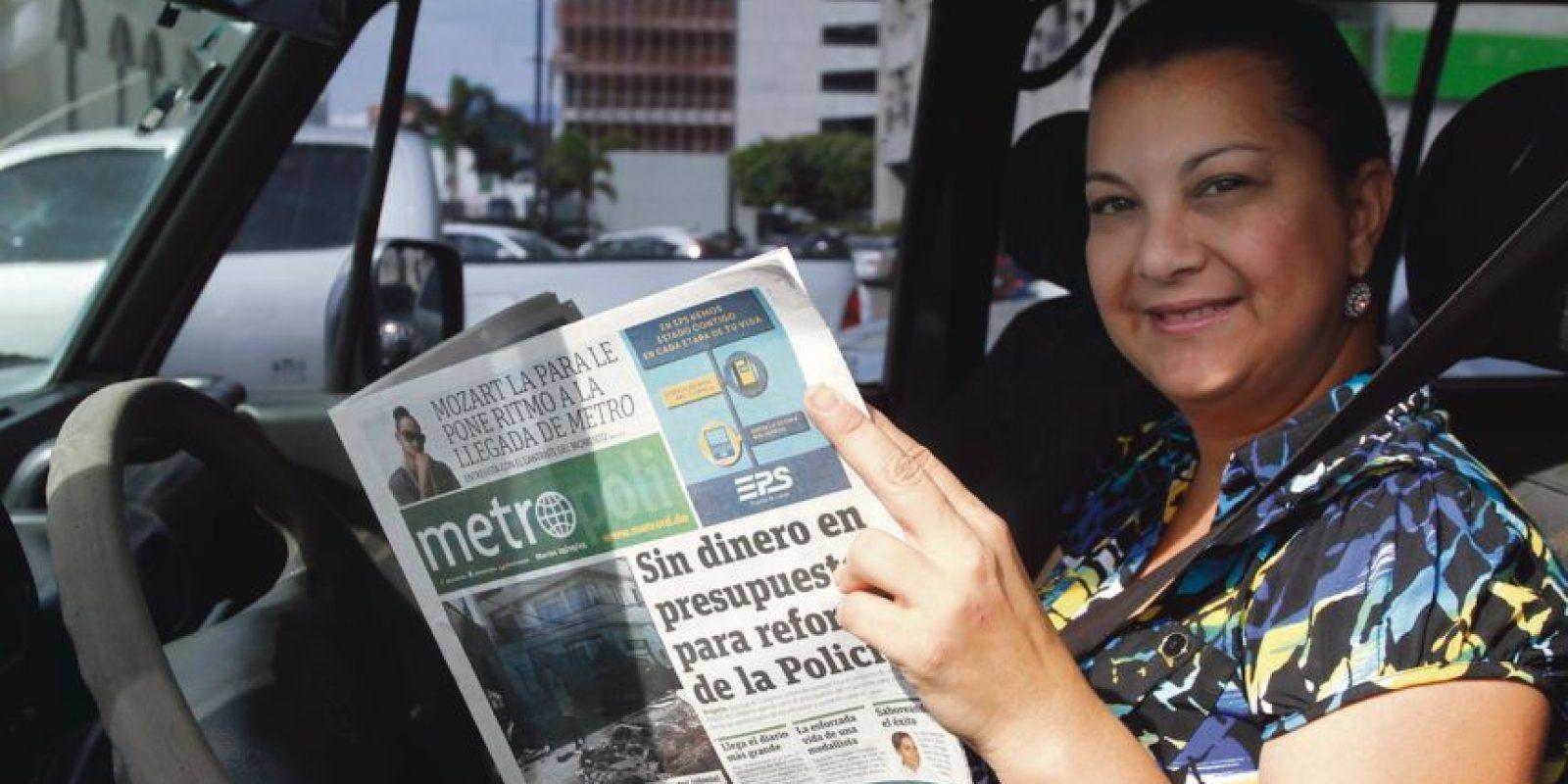 Metro República Dominicana es el país 23 de la gran cadena de Metro Internacional. Foto:Roberto Guzmán/Metro República Dominicana