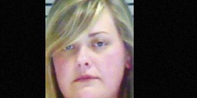 Shannan Brooke Thompson, de 25 años, fue detenida en Georgia, Estados Unidos, enfrenta cargos de explotación infantil y contactar a sus víctimas a través de Snapchat. Foto:vía Twitter
