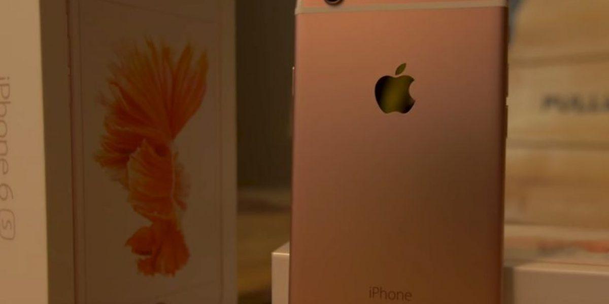 Video: Torturan al nuevo iPhone 6s rosa con nitrógeno líquido