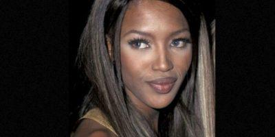 Naomi Campbell fue una de las grandes supermodelos. Foto:vía Getty Images