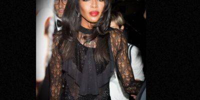 Y ni se acerca de lejos a su contraparte Iman, supermodelo africana y esposa de David Bowie. Foto:vía Getty Images