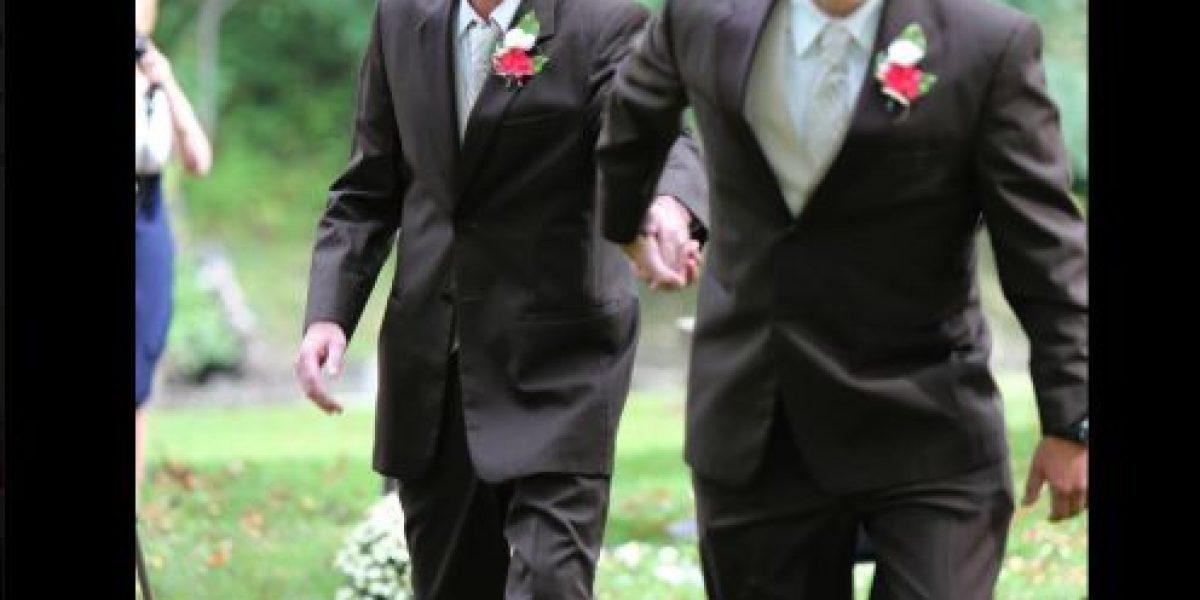 Este fue el tierno momento de una boda que ha conmovido internet