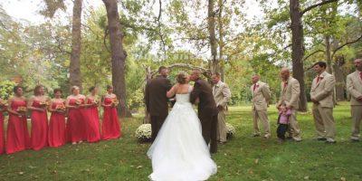 El momento fue perfecto para los presentes. Foto:Vía facebook.com/DeliaDBlackburnPhotography
