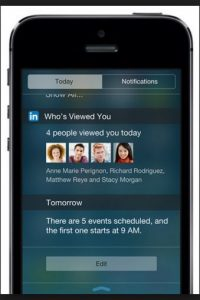 4.- También fue solucionado un problema con la rotación incorrecta de las notificaciones Foto:Apple