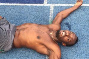 Bolt se la pasó tan bien que se marchó del club sin pagar una deuda que ascendía a 10 mil libras (13 mil 700 euros), aunque a la mañana siguiente volvió para disculparse y pagar. Foto:Vía instagram.com/usainbolt