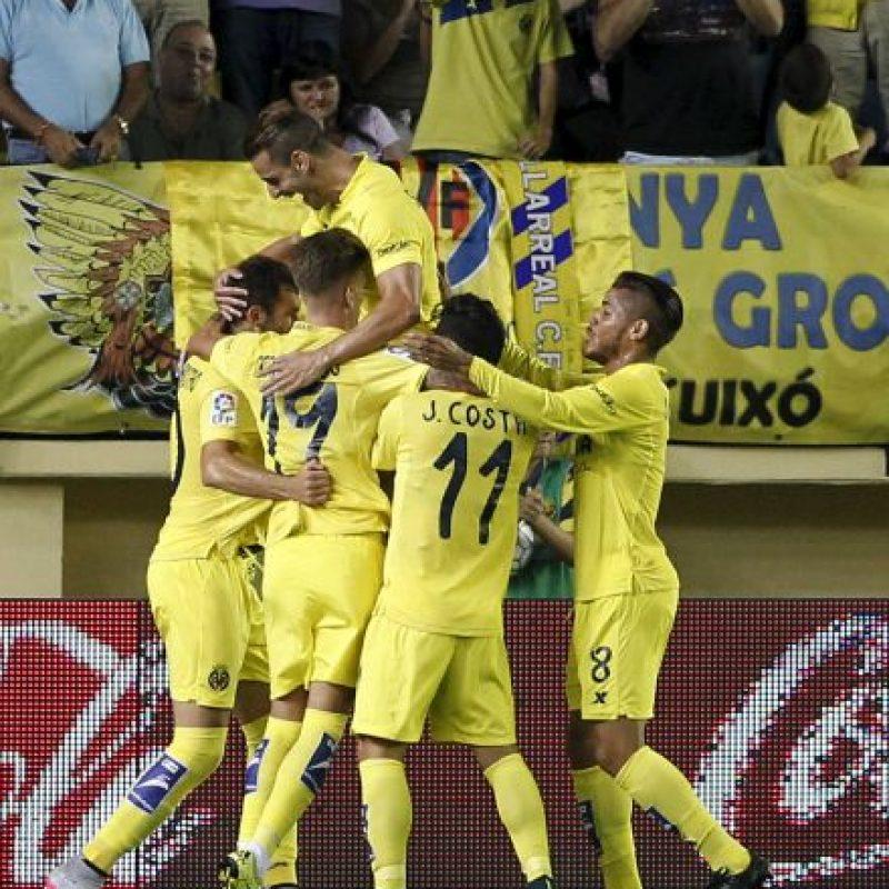 Villarreal (1º) Foto:AFP