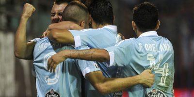 Celta de Vigo (4º) Foto:AFP