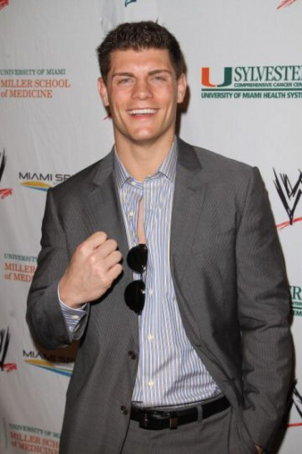 4. Cody Rhodes (Stardust) Foto: Getty Images