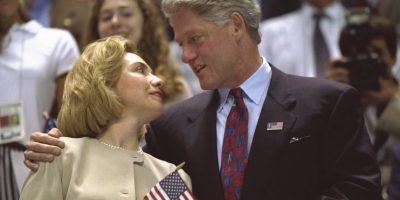 2. Bill Clinton, expresidente de Estados Unidos. Foto: Getty Images