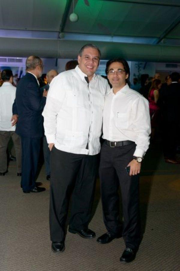 José Luís Guzmán y Ricardo Guzmán.