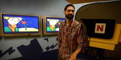 El cineasta Lorenzo Ortiz crea película animada del libro