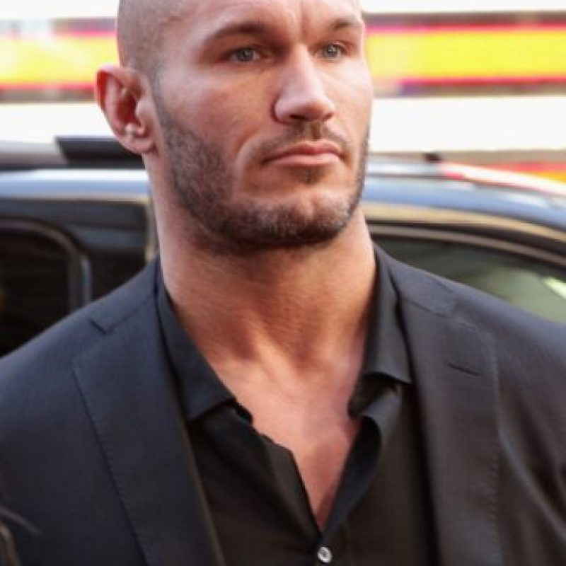 3. Randy Orton Foto: Getty Images