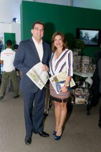 Jorge Esteban y Lara Guerrero.
