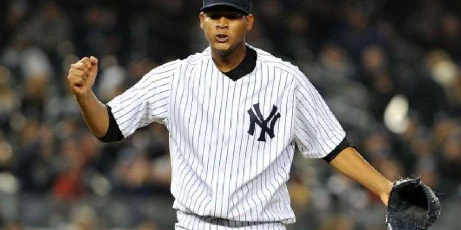 Iván Nova, lanzadores de los Yankees