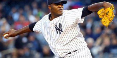 Michael Pineda, lanzador de los Yankees