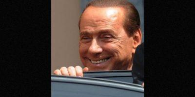 2. Silvio Berlusconi Foto: Getty Images
