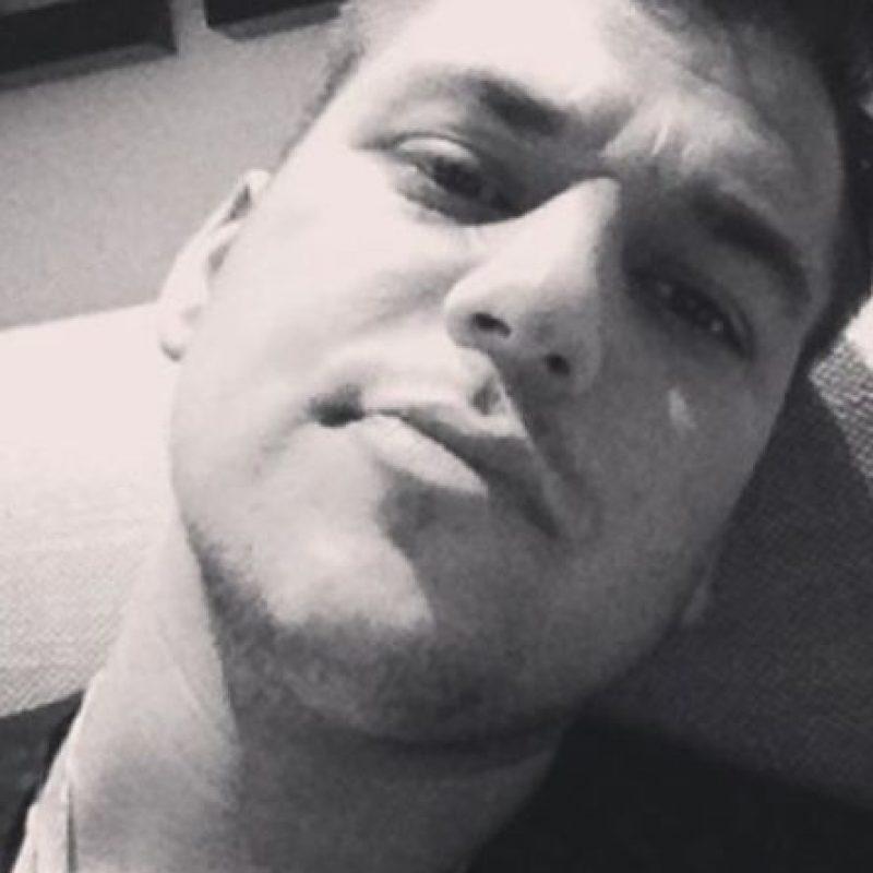 """Este fue el último """"selfie"""" que compartió en su cuenta de Instagram Foto:vía instagram.com/robkardashian"""