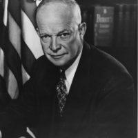 Quien fuera presidente de 1953 a 1961 publicó un disco sin sus canciones favoritas. Foto:Wikimedia