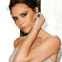 "Exmiembro del grupo musical ""Spice Girls"" y esposa del exfutbolista británico David Beckham. Foto:Getty Images"