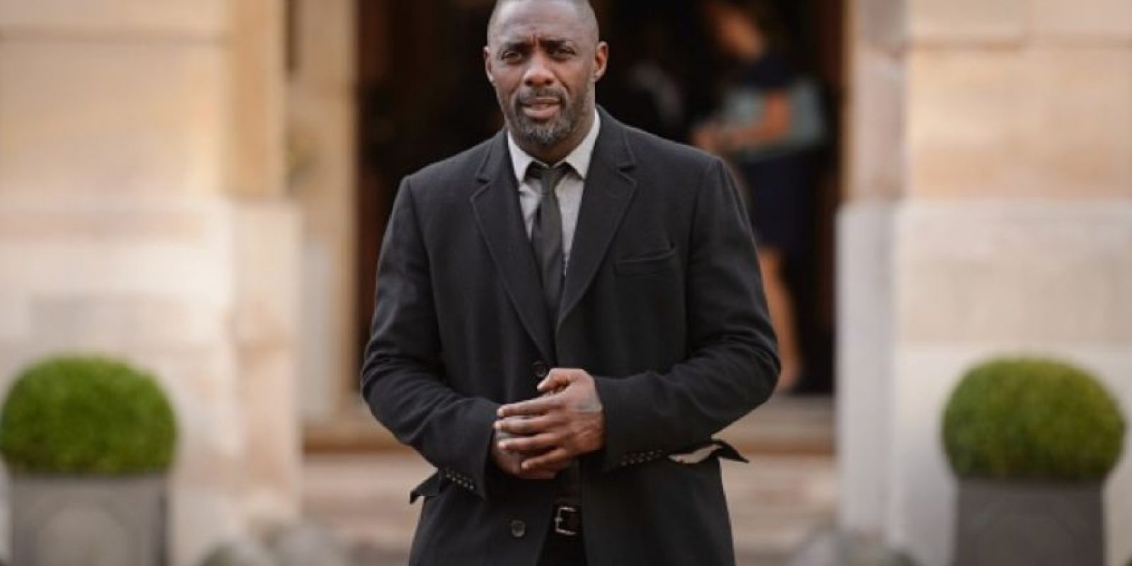 7- Idris Elba. Foto:Getty Images