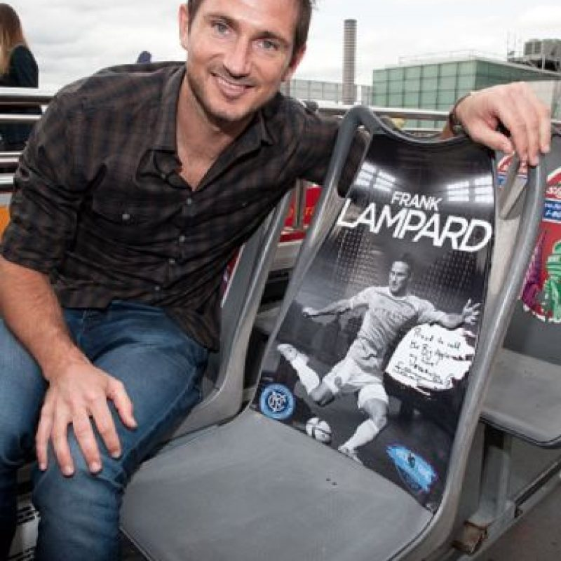 8- Frank Lampard. Foto:Getty Images