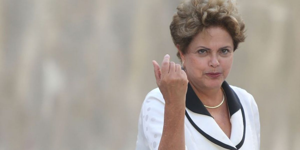 Desaprobación a presidenta de Brasil alcanza niveles históricos