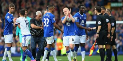 Everton (5º) Foto:Getty Images