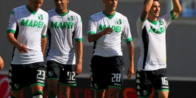 Sassuolo (4º) Foto: Getty Images