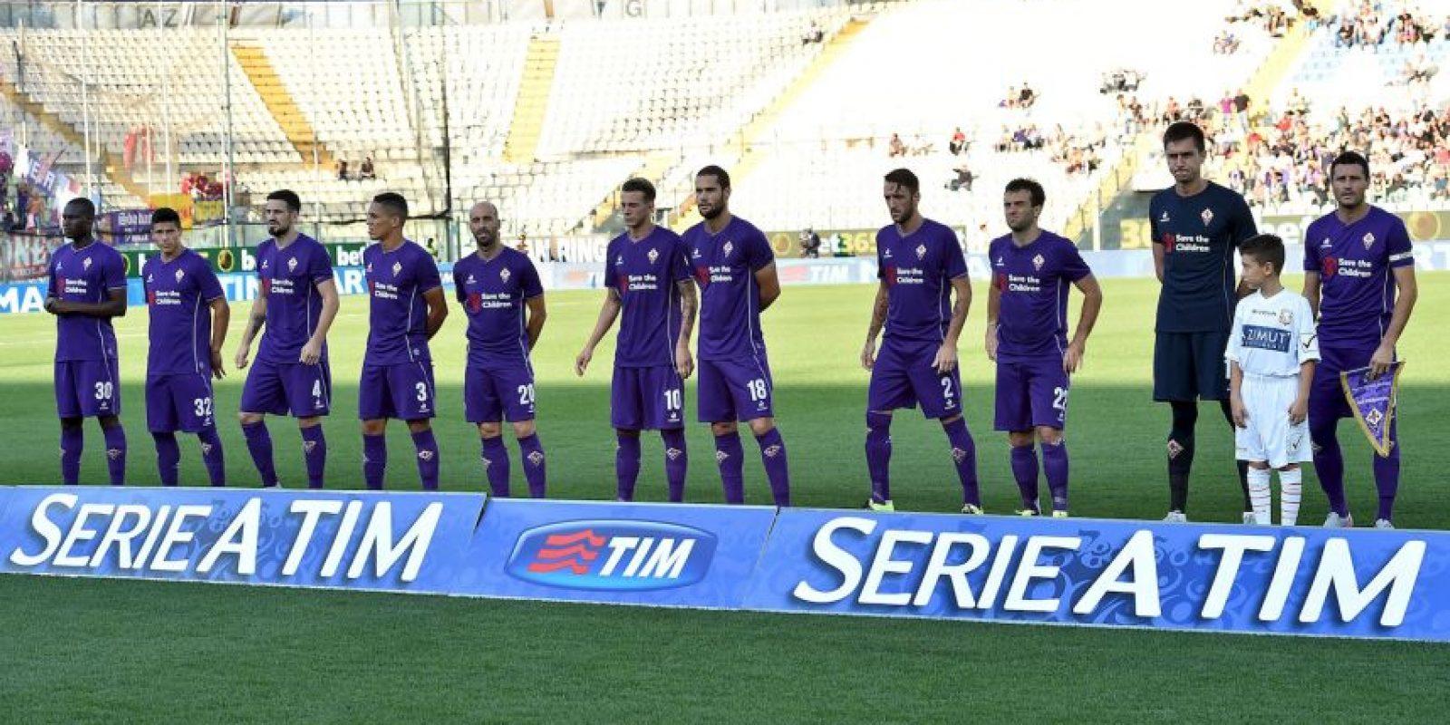 Fiorentina (1º) Foto:Getty Images