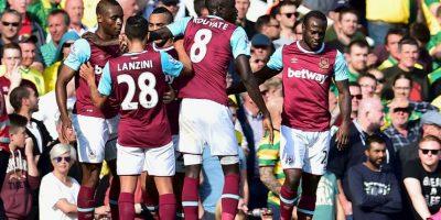 West Ham (3º) Foto:Getty Images