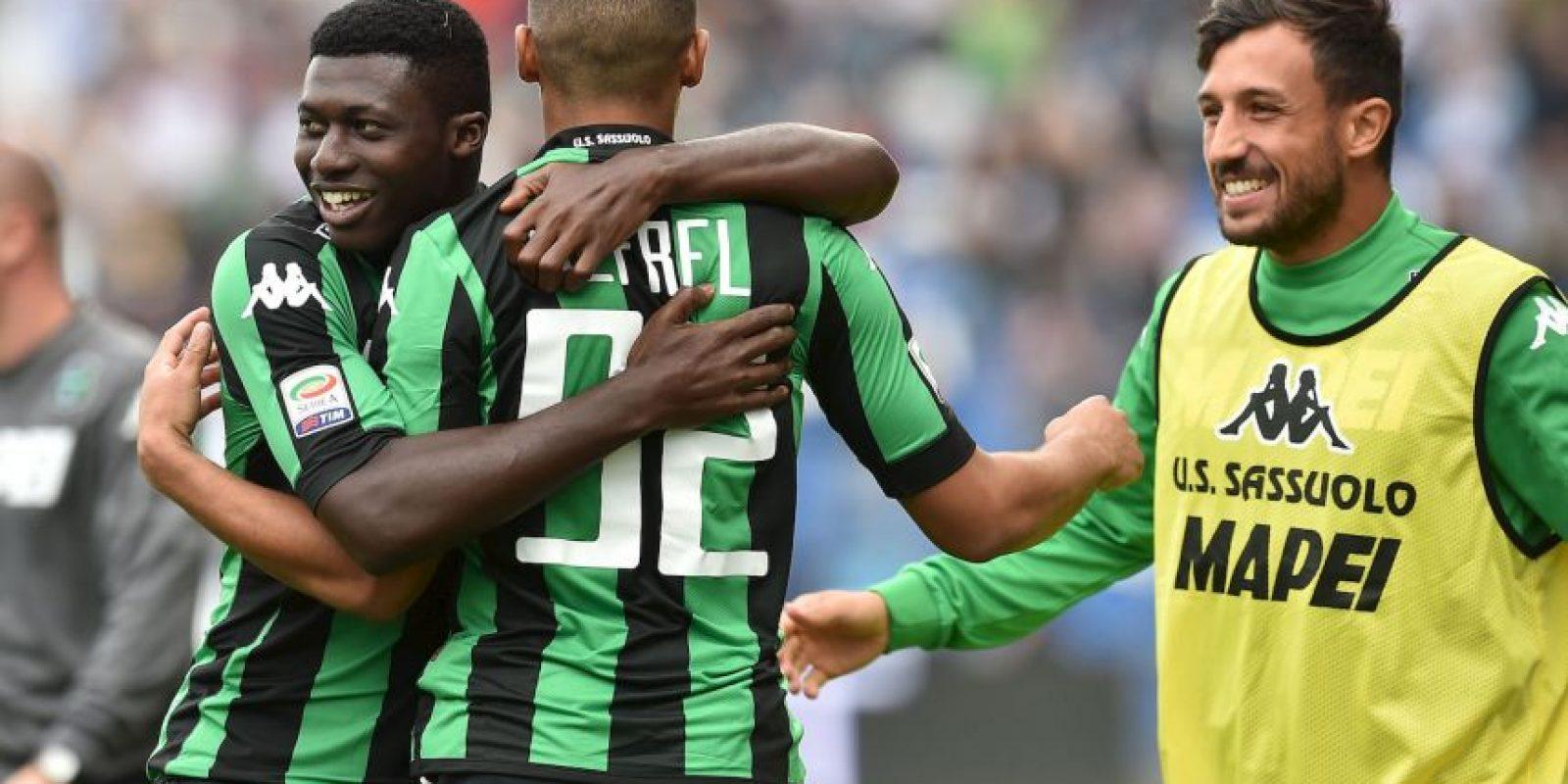 Este modesto equipo lleva más puntos que otros históricos de Italia como Juventus (15º), Napoli (10º) o la Roma (6º), y sigue invicto pues en 6 fechas ha ganado tres duelos y empatado los restantes. Foto:Getty Images