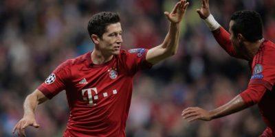 Después le anotó dos tantos al Mainz 05. Foto:Getty Images