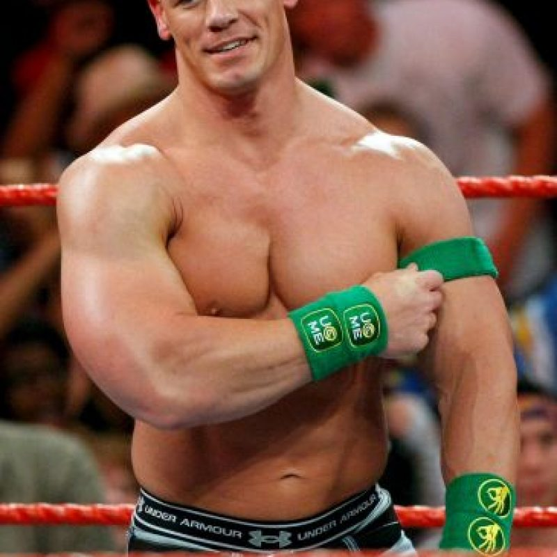 6. John Cena Foto: Getty Images