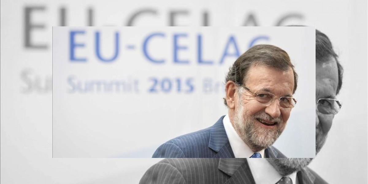 Mariano Rajoy:  Las elecciones generales en España serán el 20 de diciembre