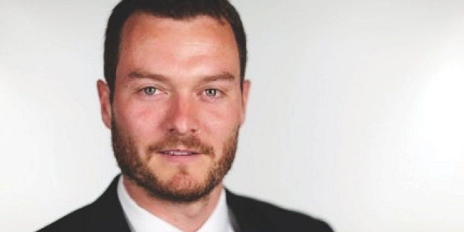 """Rob Pritchard, especialista en seguridad cibernética y fundador del sitio web """"The Cyber Security Expert"""" Foto:Cortesía"""
