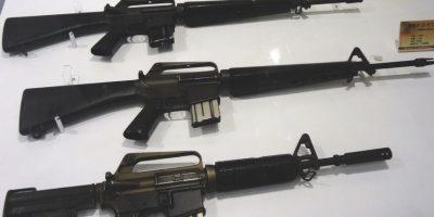 4. Compra de armas, cualquier tipo de arma Foto:Wikicommons
