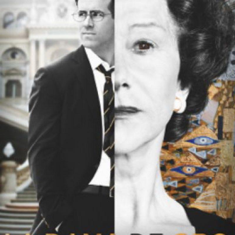 El filme está basado en la historia real de la difunta Maria Altmann, una anciana judía refugiada en los Estados Unidos, que luchó contra el gobierno de Austria para recuperar una reliquia familiar Foto:BBC Films