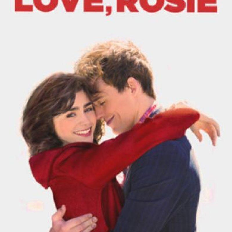 """Conocida en español como """"Tal vez es para siempre"""", el filme cuenta la historia de amor de dos mejores amigos, que mueren por ser pareja Foto:Simon Brooks"""