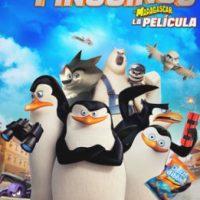Los intrépidos y valerosos pingüinos, Skipper, Kowalski, Rico y Cabo regresan a la acción Foto:Dreamworks Animation