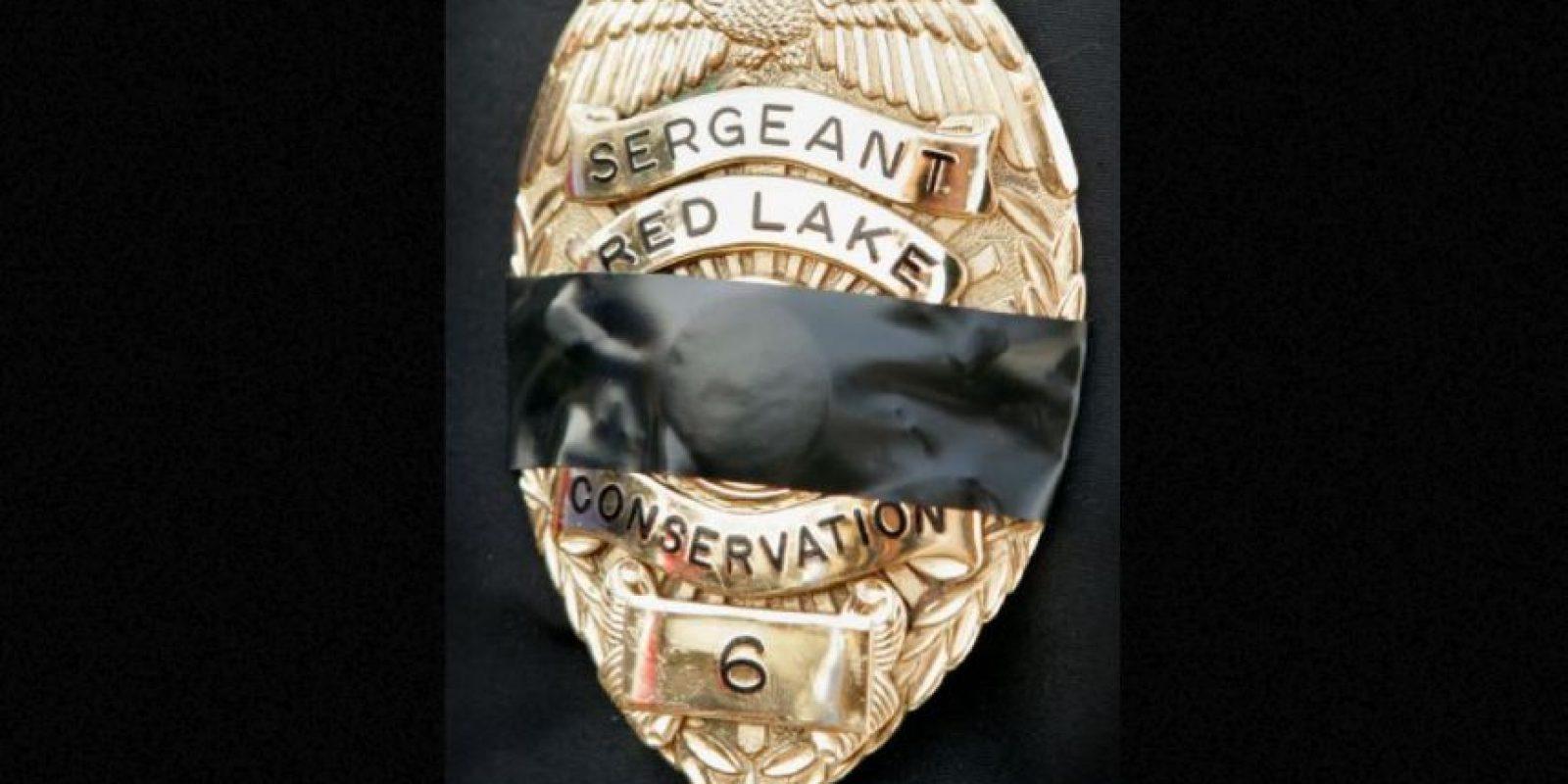 Más tarde Weise se dirigió hacia la Red Lake Senior High School donde mató a siete personas, incluyendo un maestro y un guardia de seguridad. Foto:Getty Images