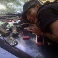 Su paradero es desconocido. Foto:vía Facebook/Broly Banderas- Organización