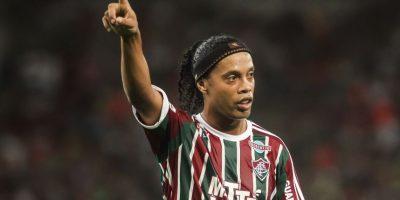 El brasileño, de 35 años, ha vestido la camiseta de 8 clubes a lo largo de su carrera. Foto:Getty Images