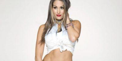 """Nikki y su hermana gemela, Brie, son las """"Bella Twins"""" que pelean para la WWE. Foto:WWE"""