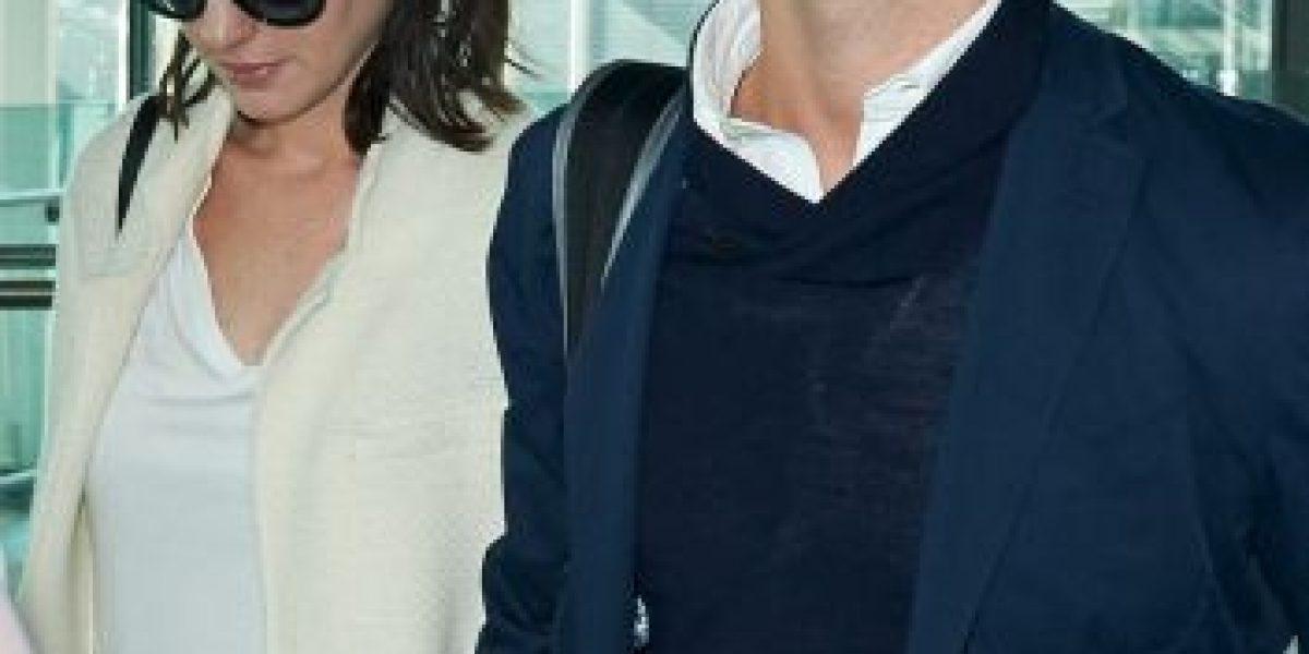 Anne Hathaway  fue captada sin maquillaje y luce increíble