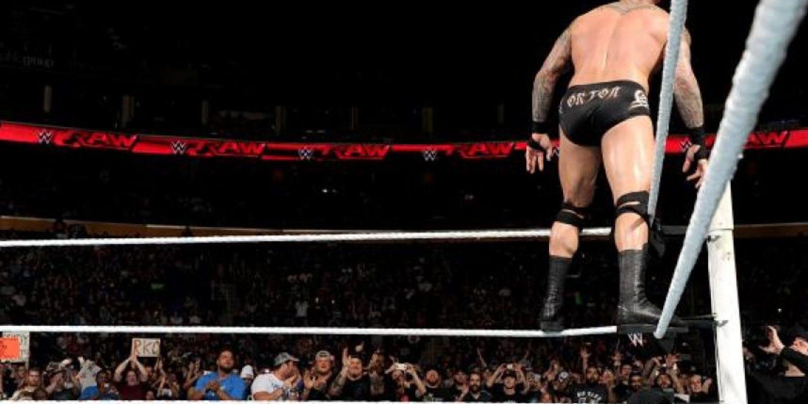 Debutó en WWE el 25 de abril de 2002 Foto:WWE