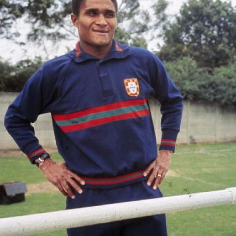 6. Eusebio (Portugal) Foto: Getty Images