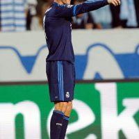 El portugués ya es el máximo goleador en la historia del Real Madrid con 324 goles. En 14 temporadas lleva marcados 503 goles en 723 partidos. Foto:Getty Images