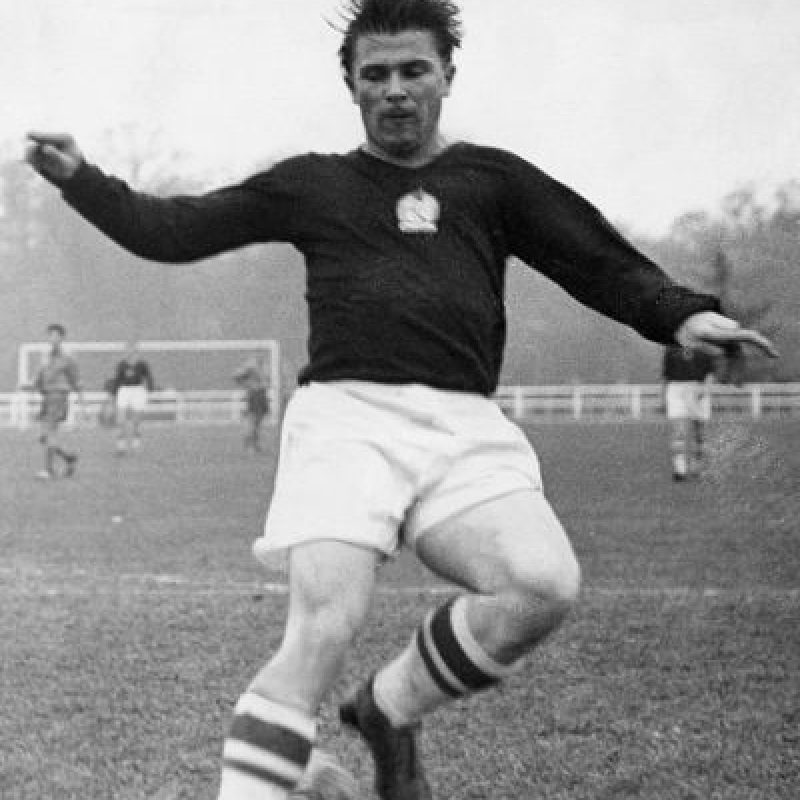 4. Ferenc Puskas (Hungría) Foto:Getty Images