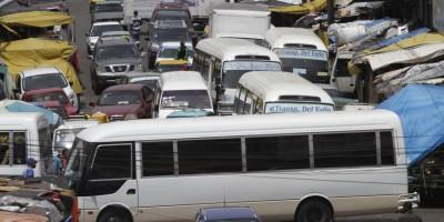 Las vías más caóticas de SD: culpan a choferes y peatones